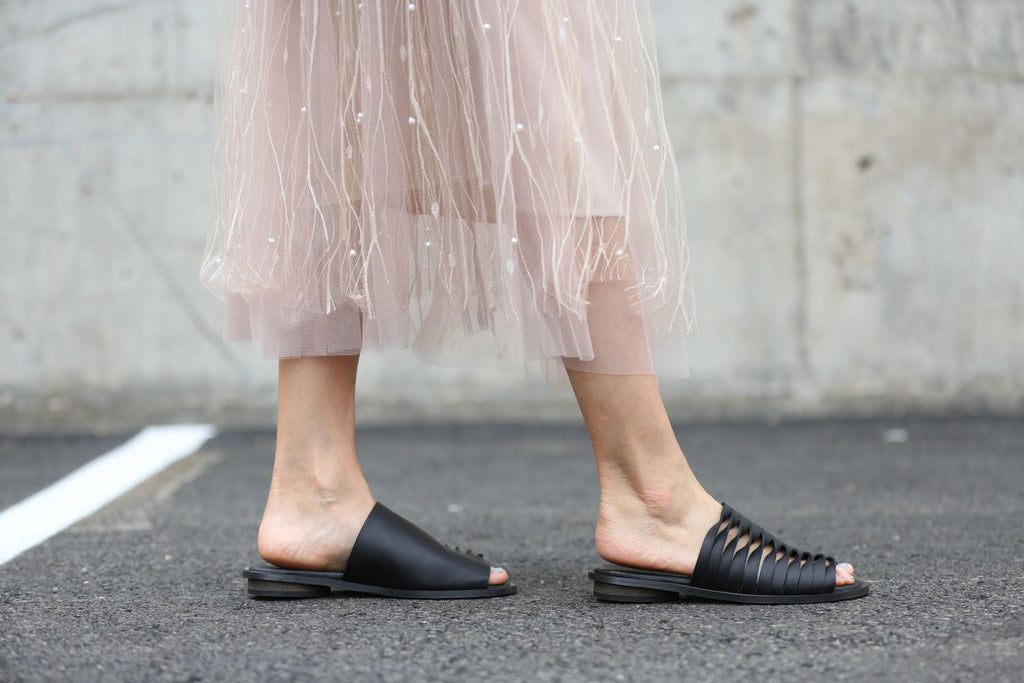 Emillie - Black - Abramey Shoes