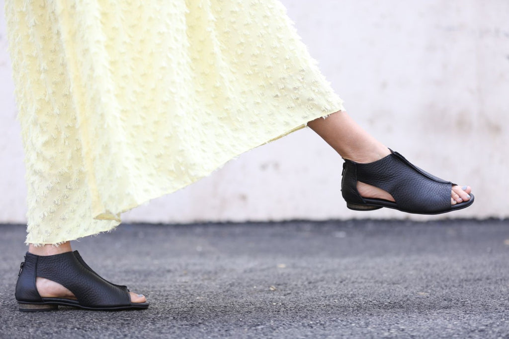 Giorgia - Black - Abramey Shoes