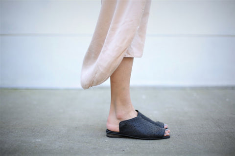 Charlotte - Black - Abramey Shoes