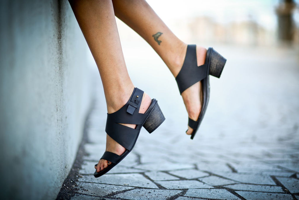 Juliette - Black - Abramey Shoes