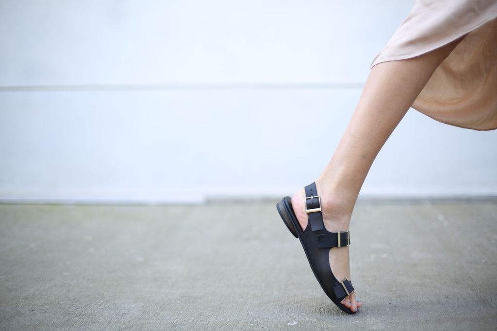 Marcella - Black - Abramey Shoes