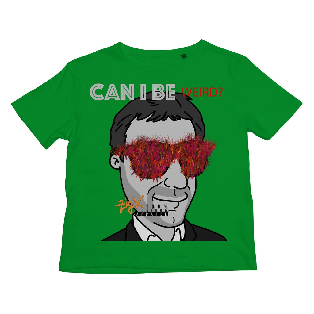 Can I be weird? Kids Retail T-Shirt