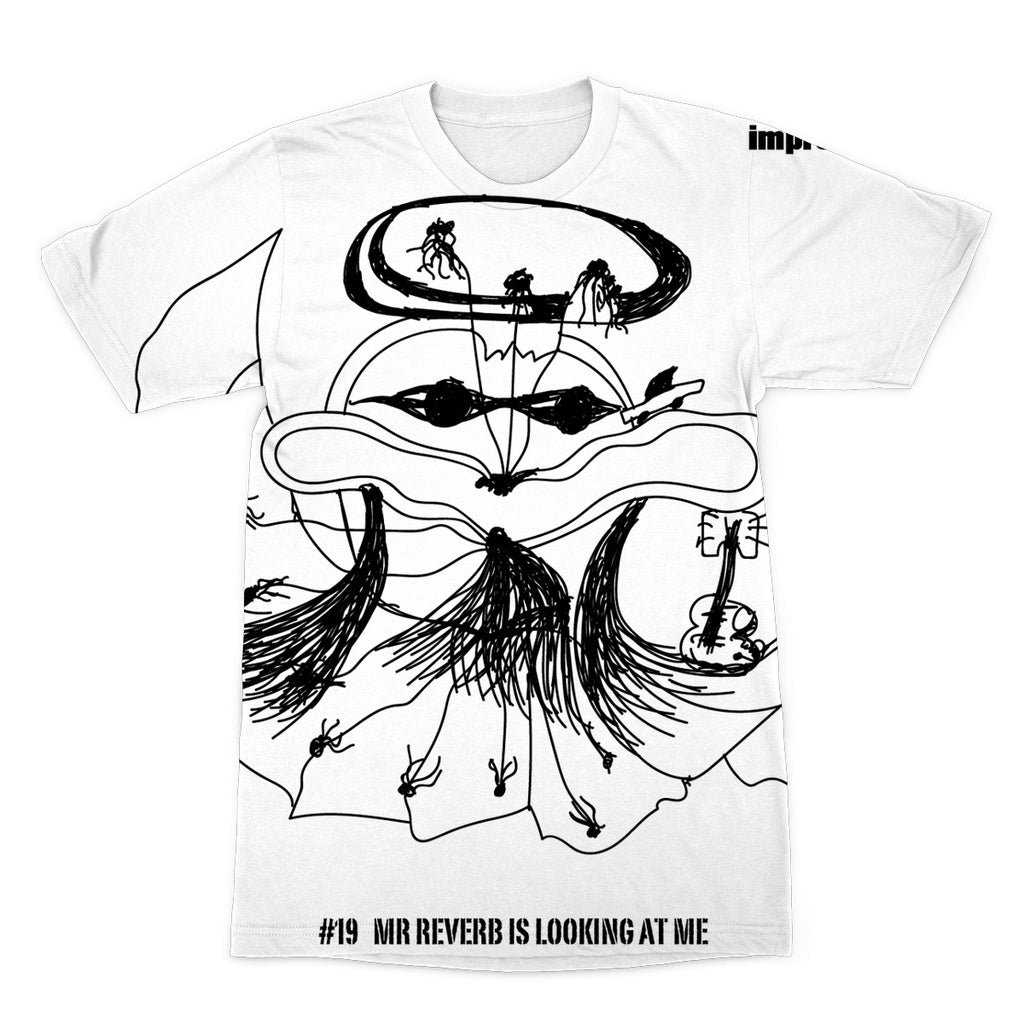 IMPROMAN-MRREVERB Sublimation T-Shirt