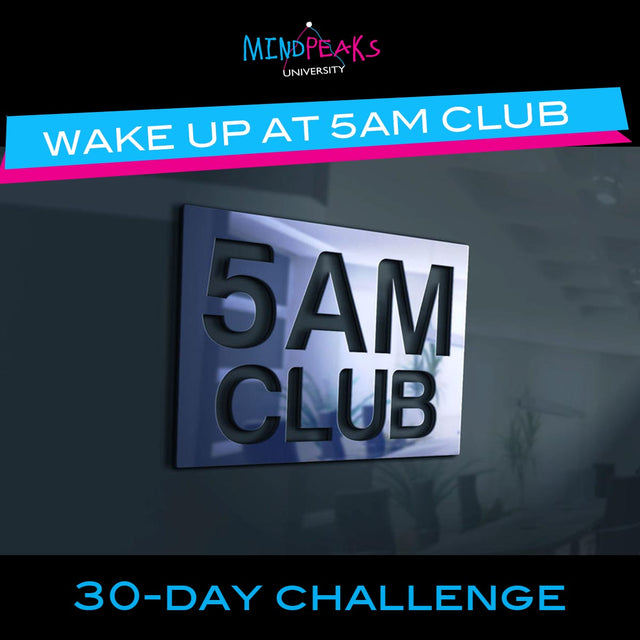 5am CLUB (30-day  CHALLENGE)