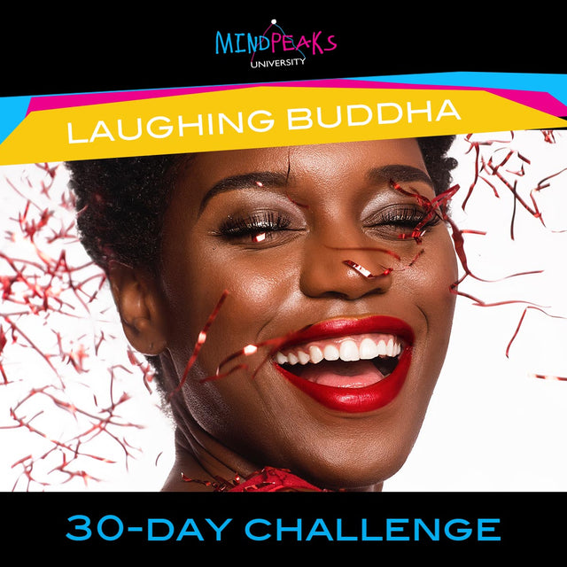 LAUGHING BUDDHA (30-day  CHALLENGE)