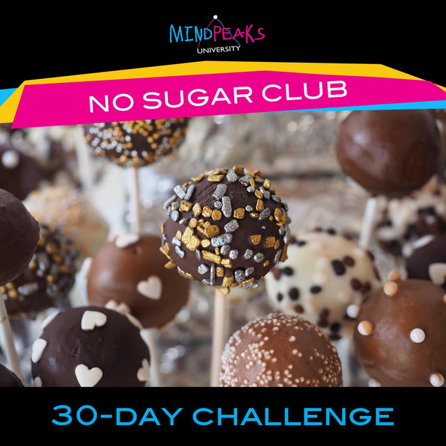 NO SUGAR CLUB (30-day  CHALLENGE)