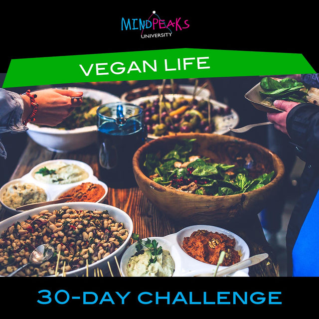 VEGAN LIFE (30-day  CHALLENGE)