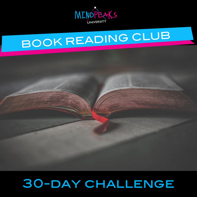 BOOK READING CLUB (30-day  CHALLENGE)