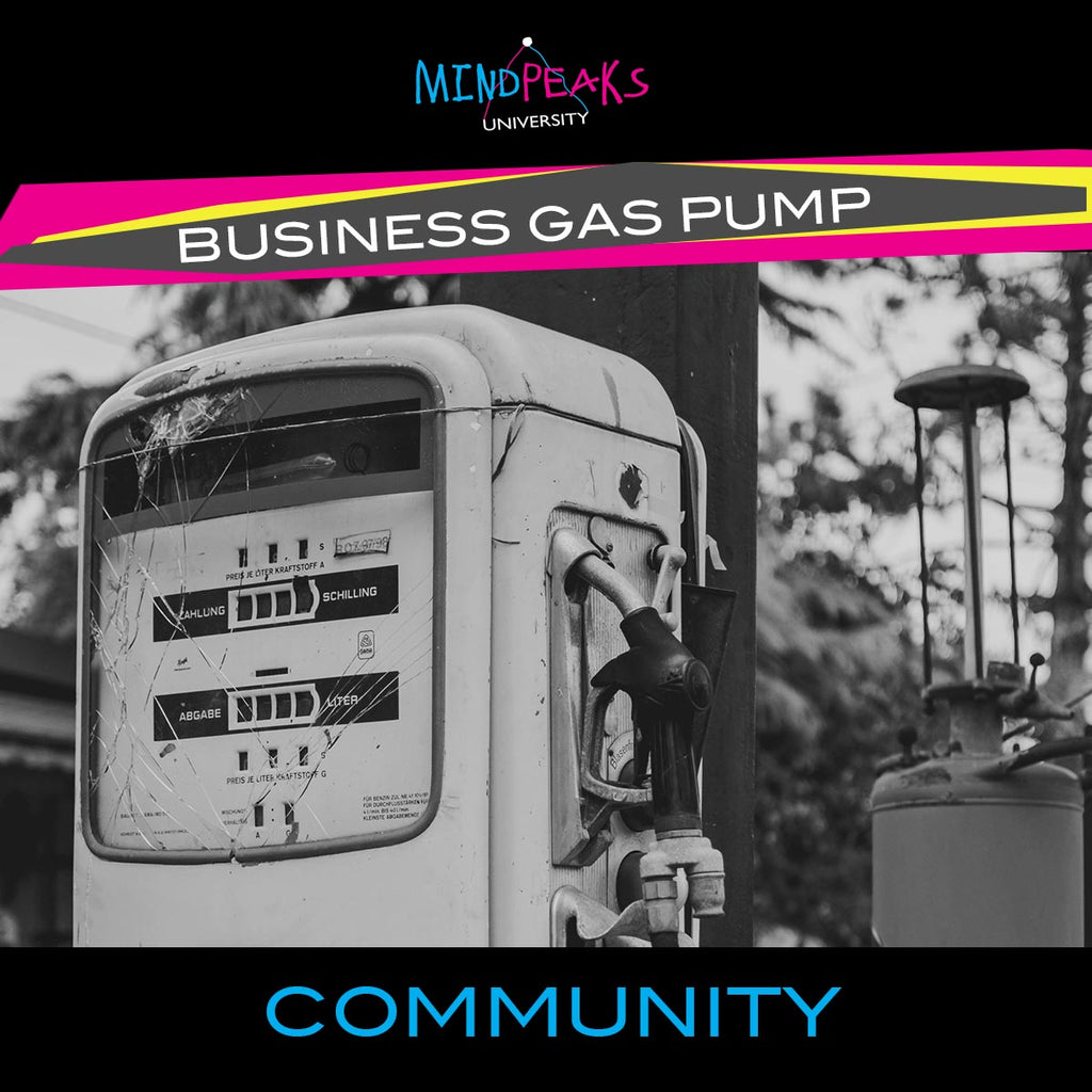 BUSINESS GAS PUMP (COMMUNITY)