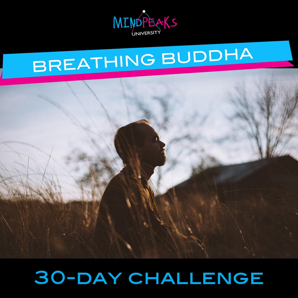 BREATHING BUDDHA (30-day  CHALLENGE)