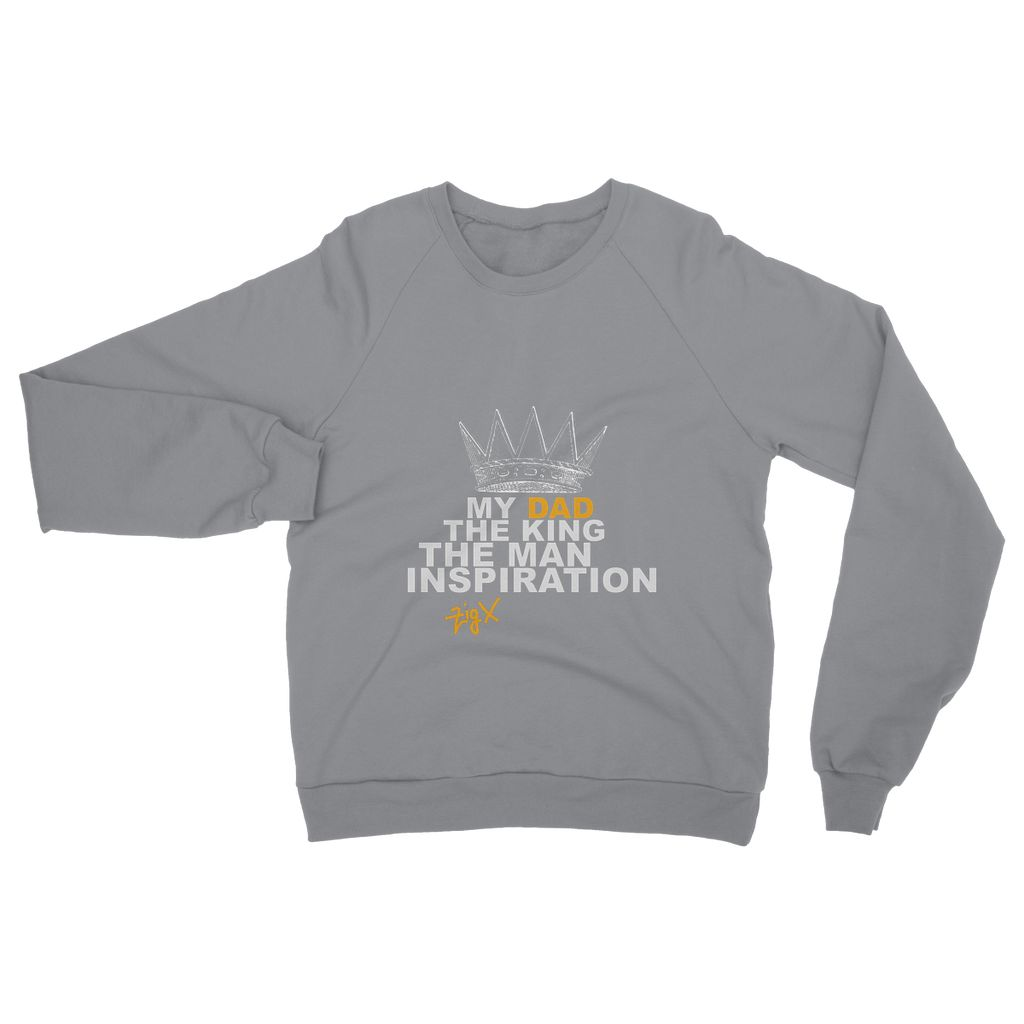 Dad The King Sweatshirt