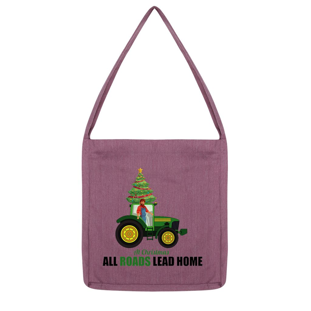 Xmas Farmer Tote Bag