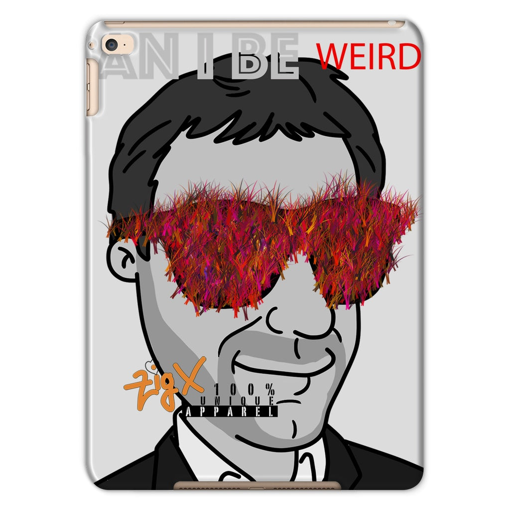 Can I be weird? Tablet Cases