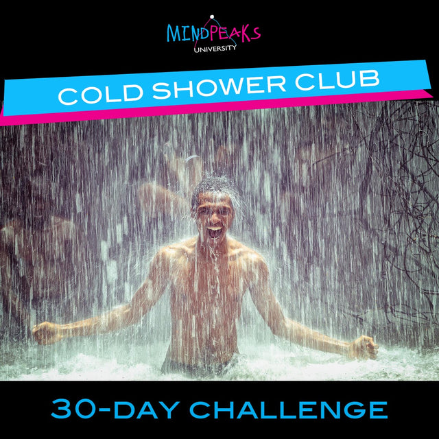 COLD SHOWERS CLUB (30-day  CHALLENGE)