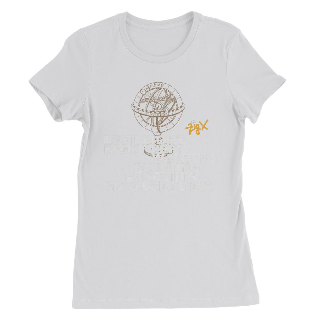 My Global Biz Womens Favourite T-Shirt