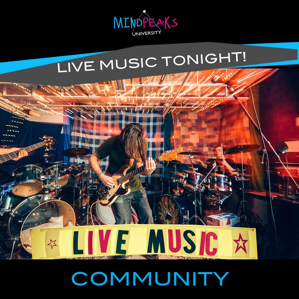 LIVE MUSIC TONIGHT! (COMMUNITY)