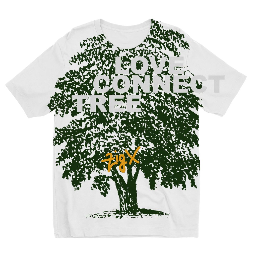 Love Connect Tree Kids' Sublimation T-Shirt
