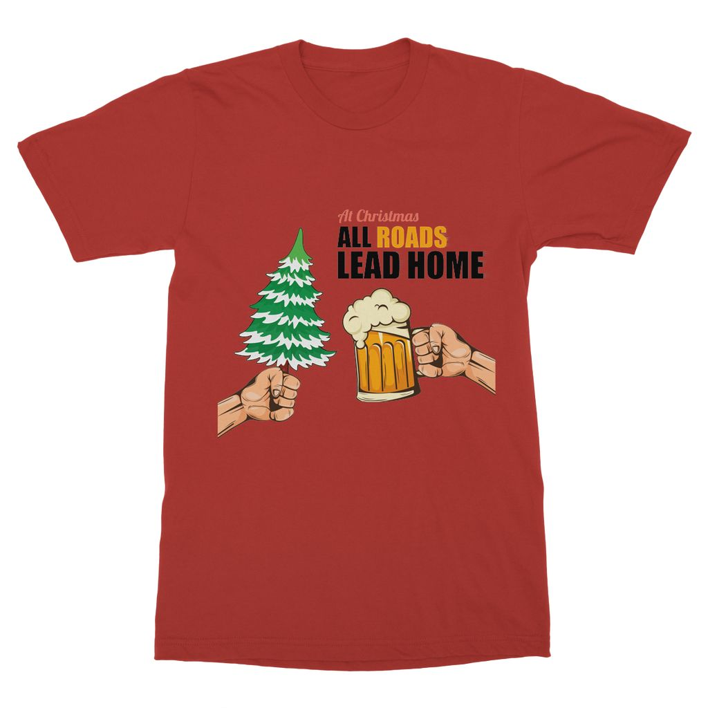 Xmas Beer Lover T-Shirt