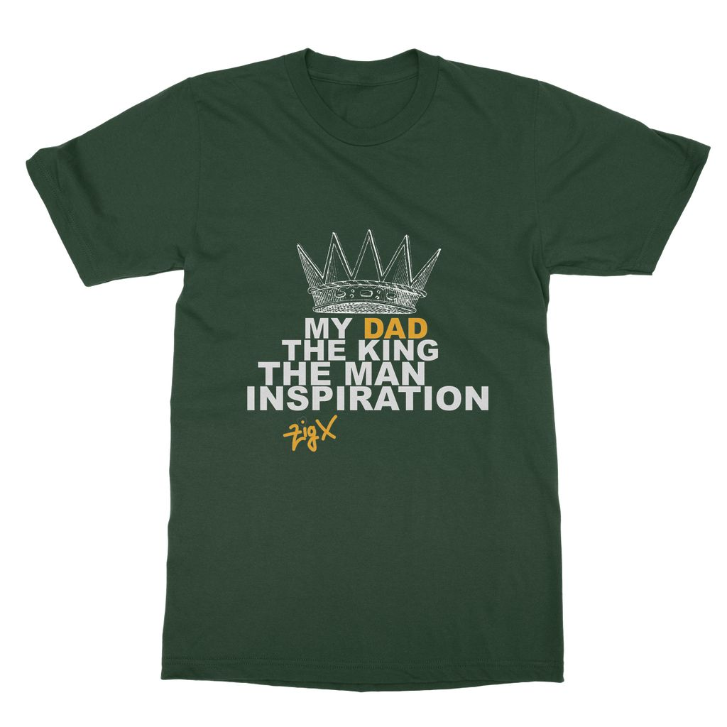 Dad The King T-Shirt