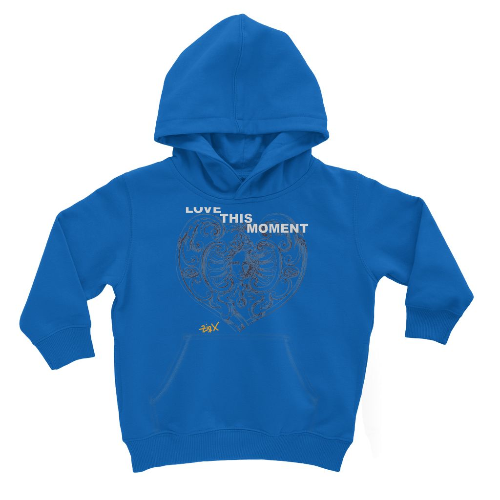 Love This Moment Kids Hoodie