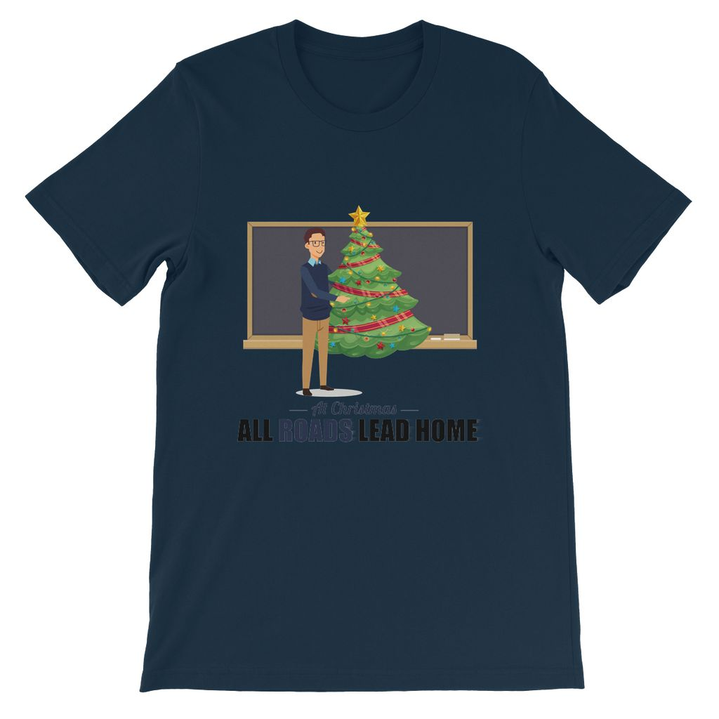Xmas Teacher Kids T-Shirt