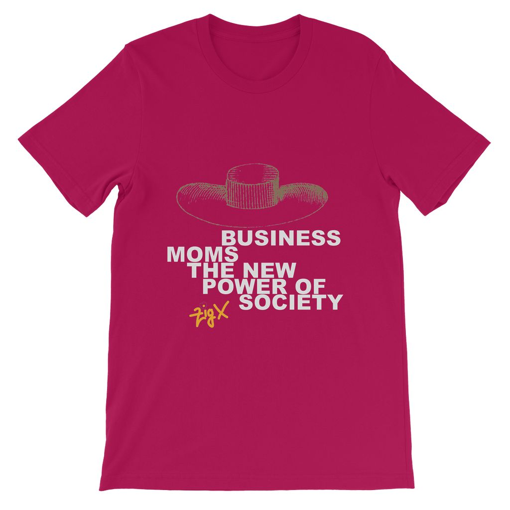 Business Moms Society Kids T-Shirt