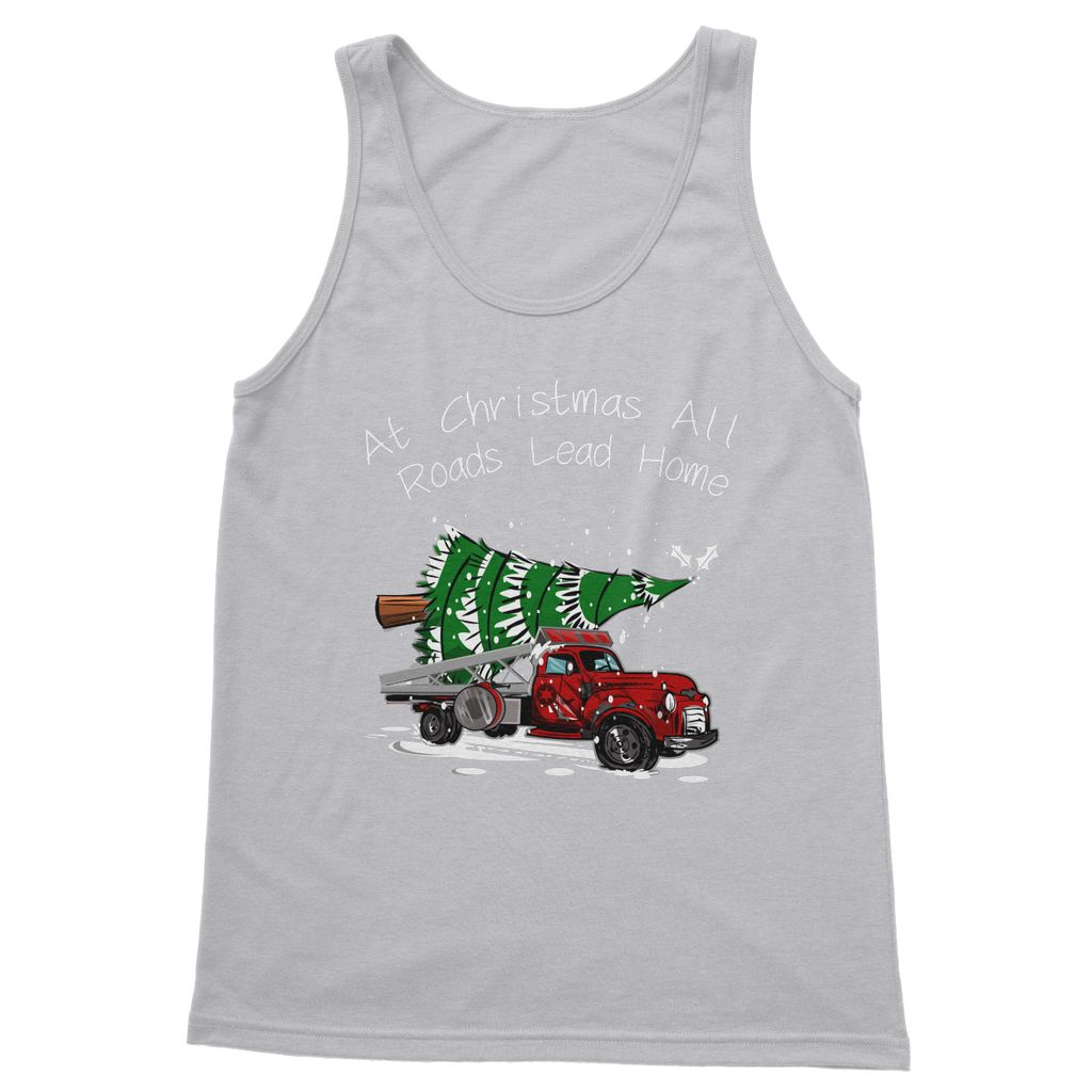 Xmas Firefighter 2019 Softstyle Tank Top