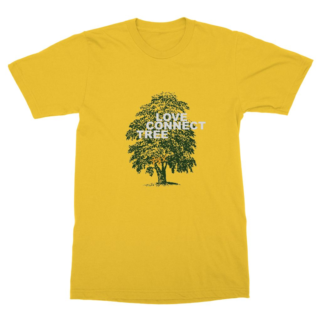 Love Connect Tree T-Shirt