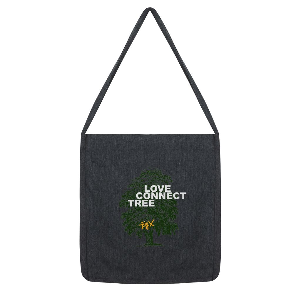 Love Connect Tree Tote Bag
