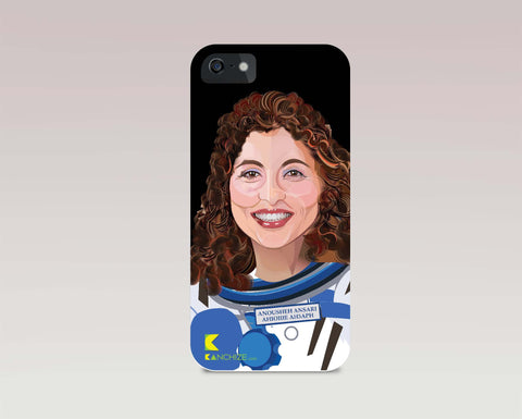 Mobile phone cover - Anousheh Ansari