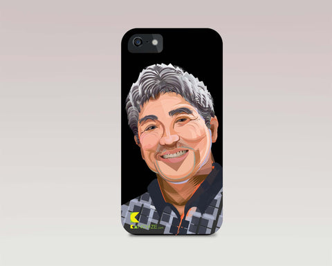 Mobile phone cover - Guy Kawasaki
