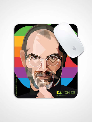 Mouse pad - Steve Jobs