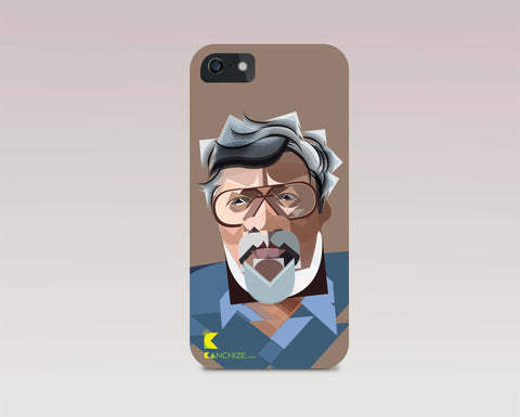 Mobile phone cover - MP Ranjan
