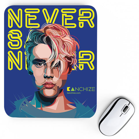 Mouse pad - Justin Bieber
