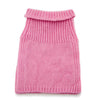 pink kids collar made of pure new Icelandic wool Varma collar