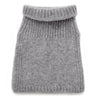 Grey children´s collar made of soft new wool Varma wool snood collar