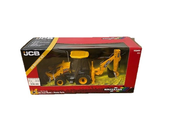 JCB BACKHOE TOY