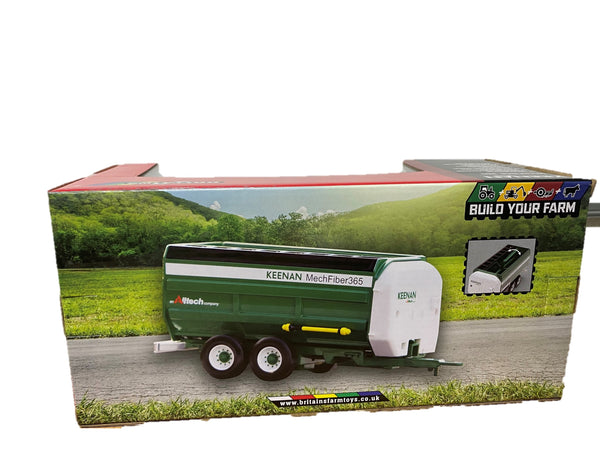 KEENAN FEEDER WAGON