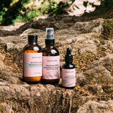 Detoxifying Herbal Mask, Botanical Mist & Oil Set