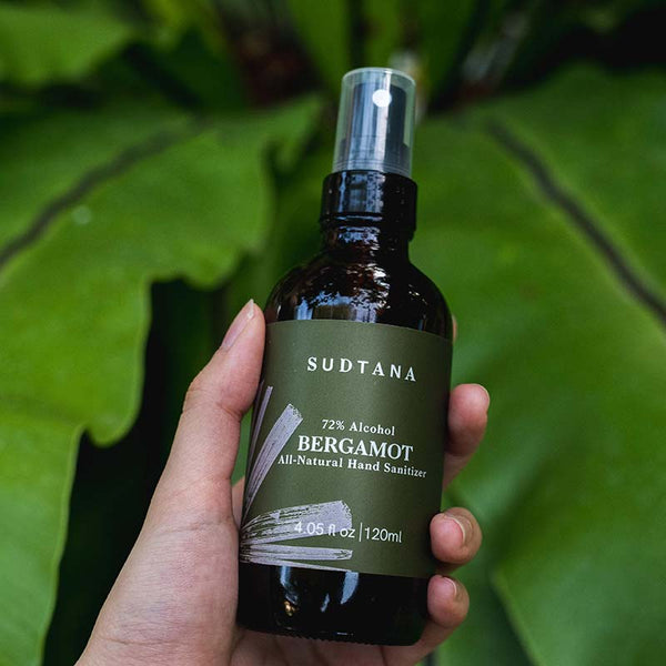 All-Natural Hand Sanitizer Spray (only available in Thailand) - Sudtana