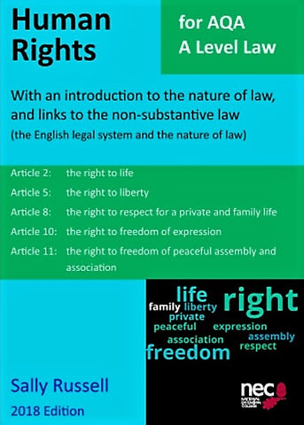 AQA Human Rights (A level Law)