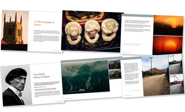 Mastering Photography ebook inside pages