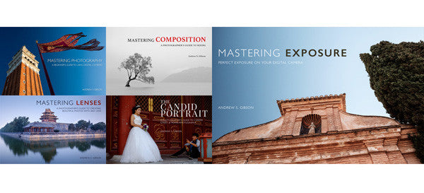Mastering Photographye five ebook bundle
