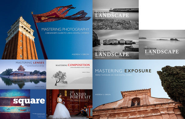 Mastering Photography nine ebook bundle
