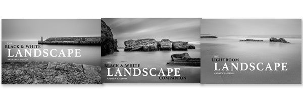 The Black & White Landscape ebook bundle