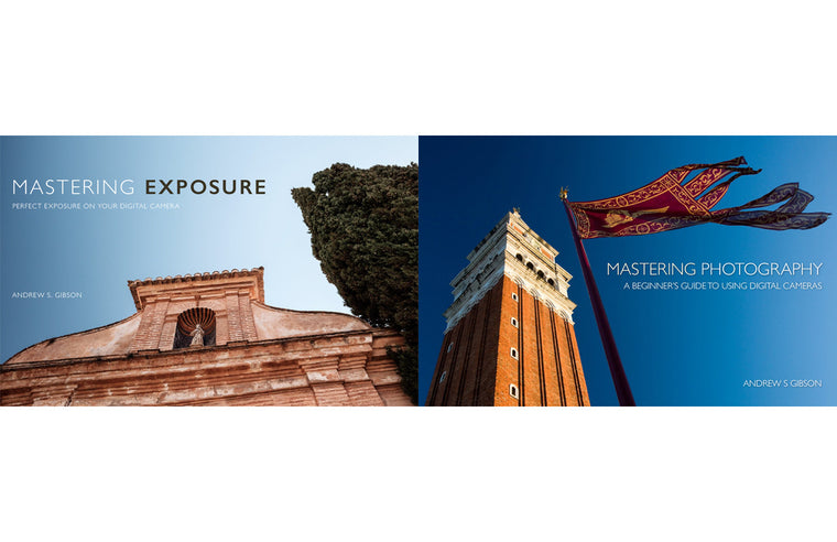Mastering Exposure and Mastering Photography ebook bundle