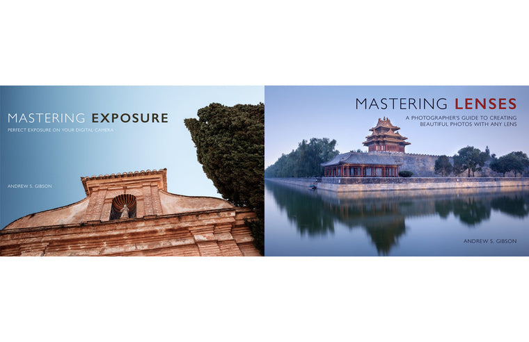 Mastering Exposure and Mastering Lenses ebook bundle
