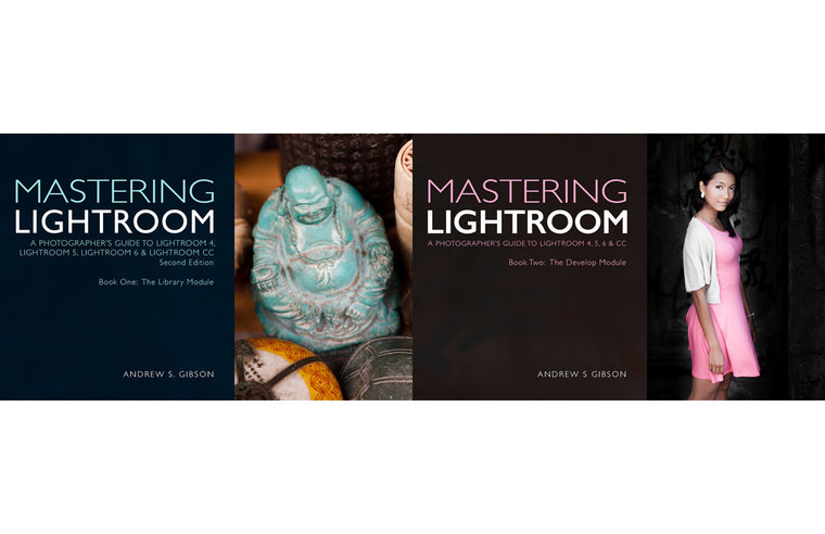Introducing Lightroom ebook bundle