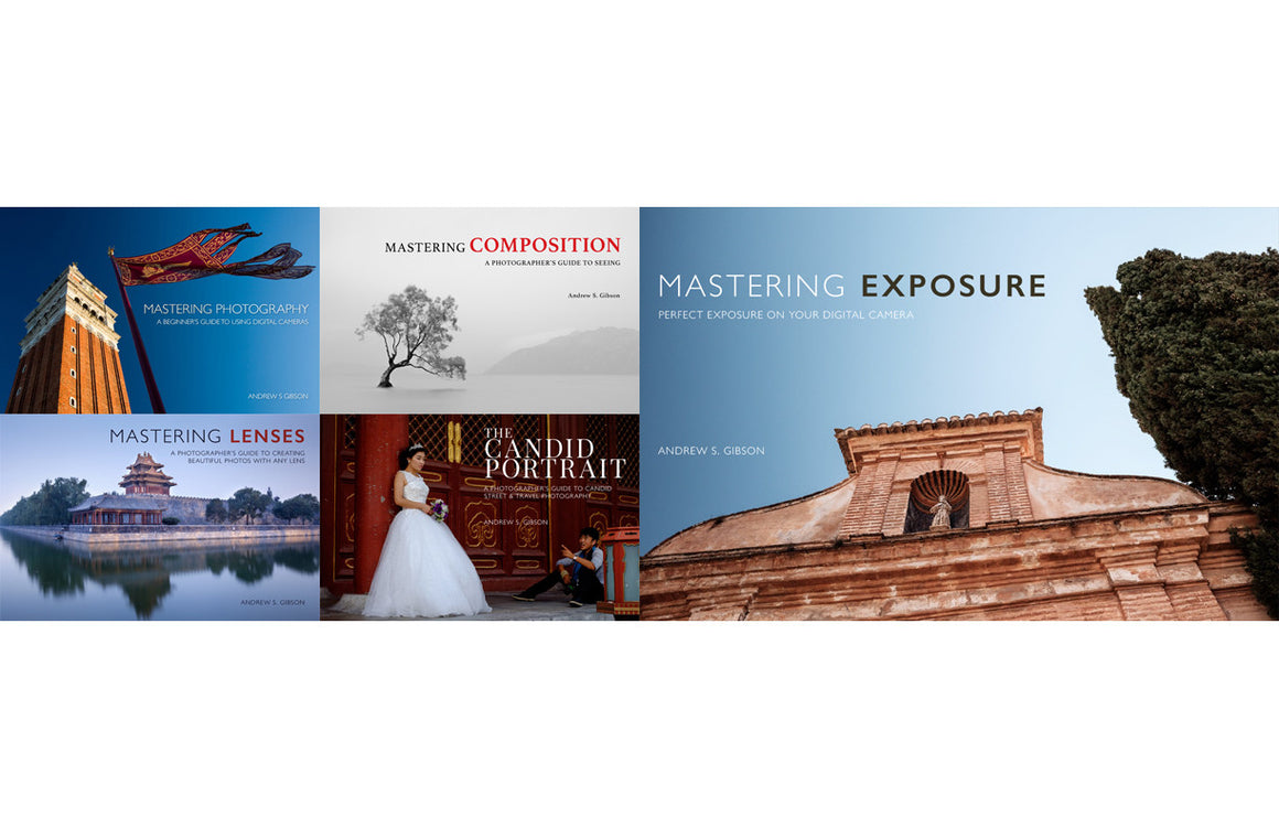 Mastering Photography Five Ebook Bundle