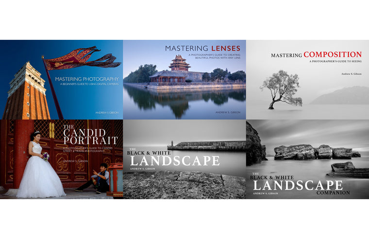 Mastering Photography Six Ebook Bundle
